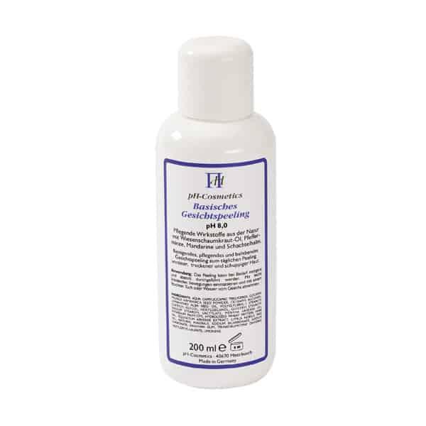 pH-Cosmetics kuorinta-aine Gesichtspeeling 200 ml