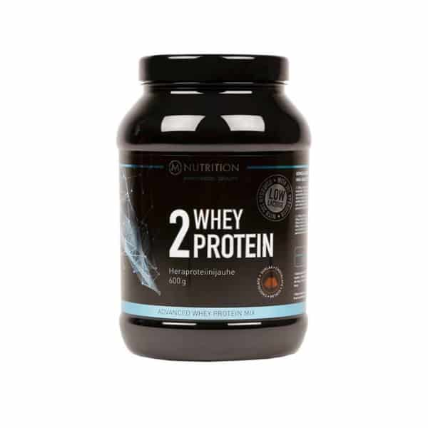 2Whey protein suklaa 600g