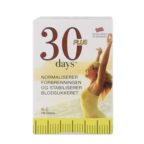 30 days waistline 120 tabl