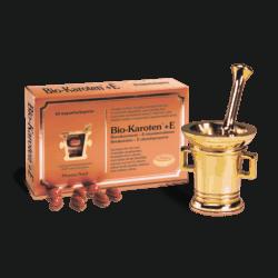 Bio-Karoten+E 150kps PharmaNord