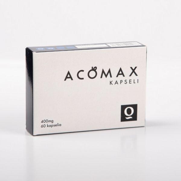 Acomax 400mg 60 kaps. Qmedi