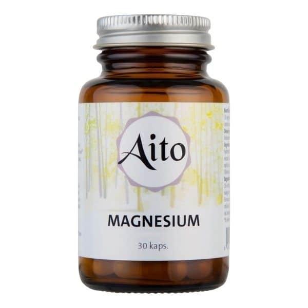 Aito mikrokapseloitu magnesium 90 kaps