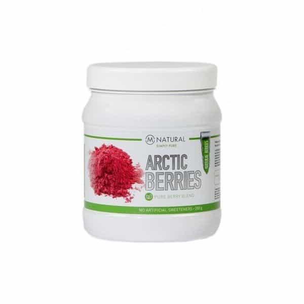 M-Natural Arctic Berries 200g