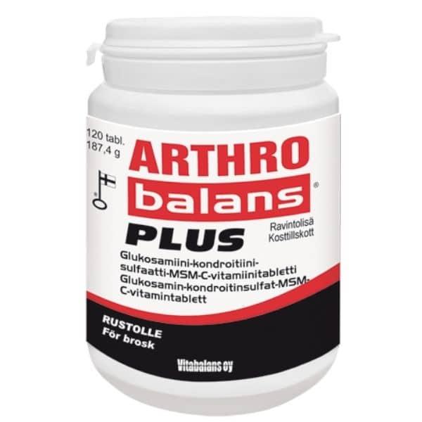 Arthrobalans Plus 120 tabl - Vitabalans