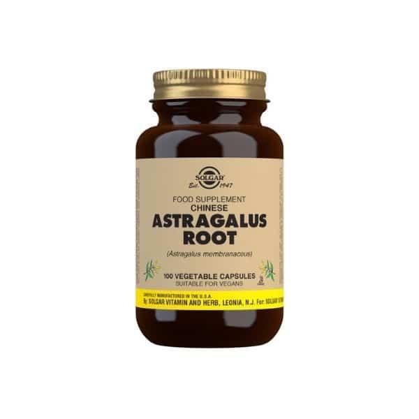Solgar Astragalus root 100vegek.