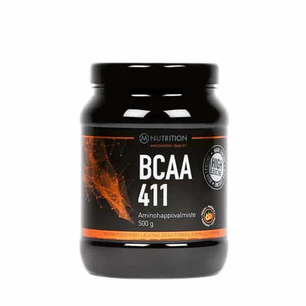 BCAA 411 Peach 500g
