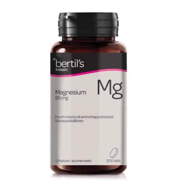 bertil`s Kelasin Magnesium 200 tabl