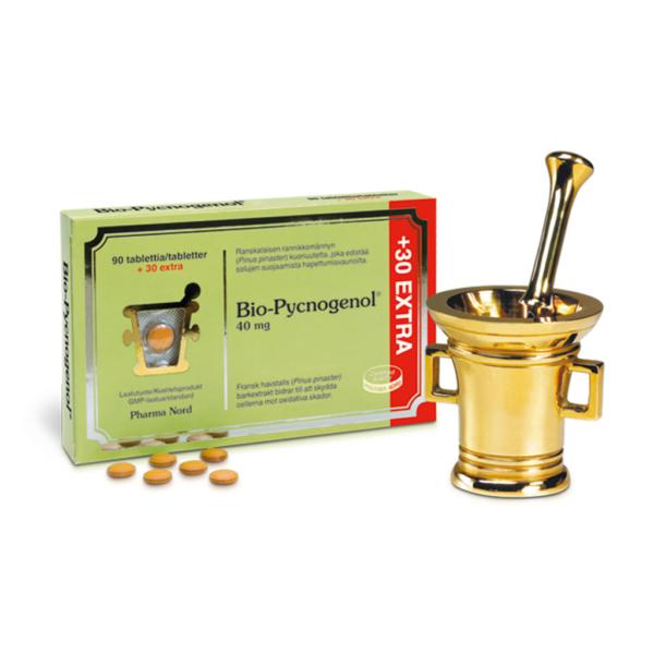 Bio-Pycnogenol 120 tabl – PharmaNord