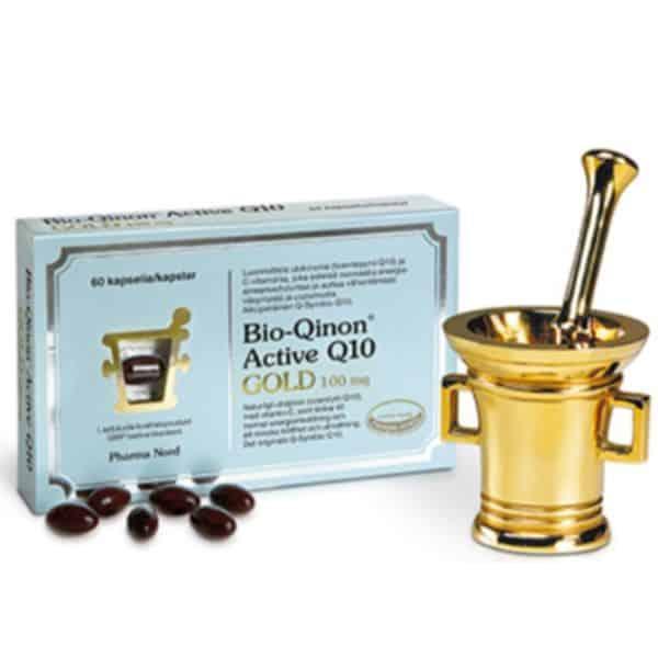 Bio-Qinon Q10 Gold 100mg 60 kaps - Pharma Nord