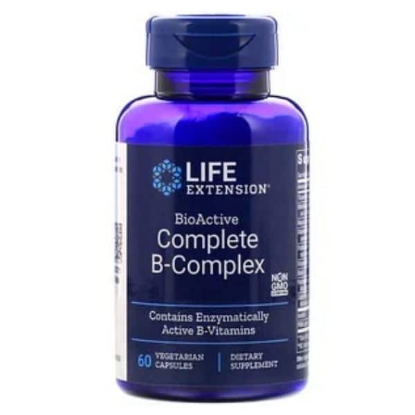 BioActive Complete B-complex 60kaps