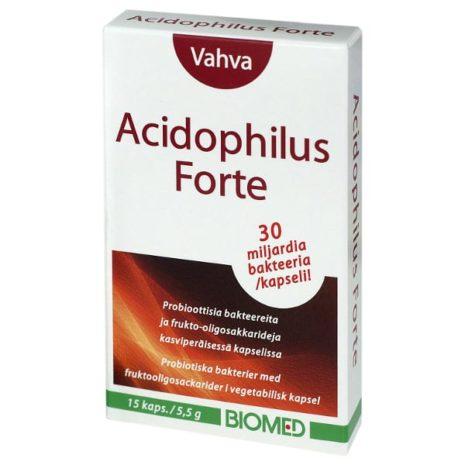 Biomed_Acidophilus_Forte_maitohappobakteeri_Aitolo