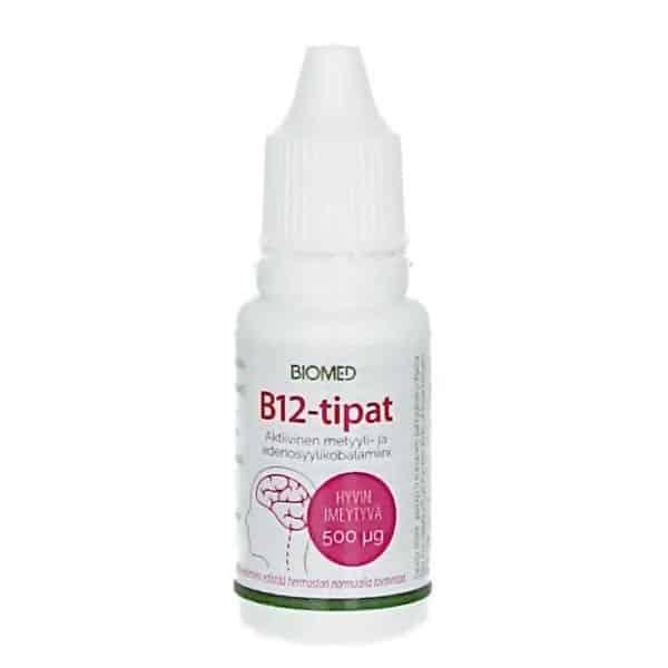 B12 tipat 15ml - Biomed