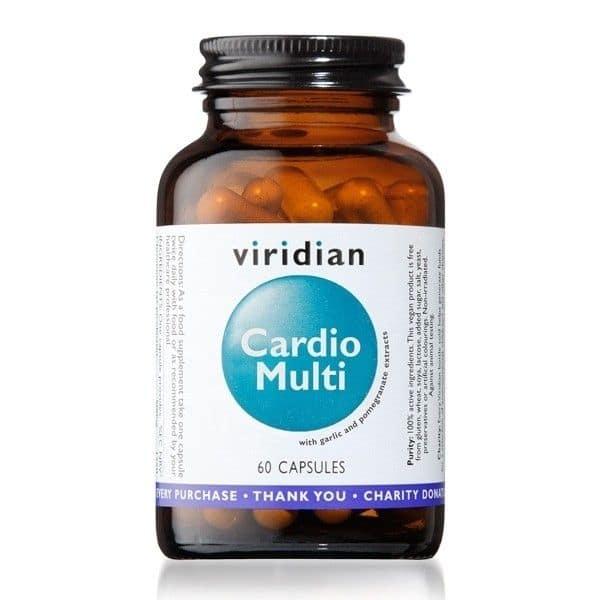 Viridian Cardio Multi 60kaps.