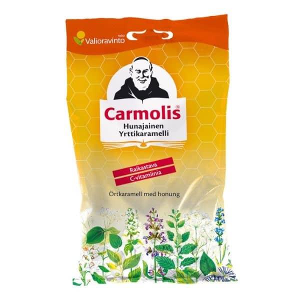 Carmolis Hunajakaramelli 72g - Valioravinto