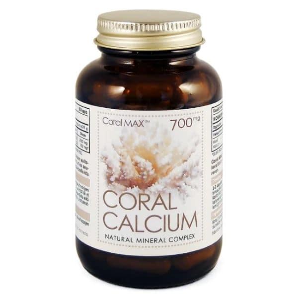 Coral Calcium 700mg 80kaps.