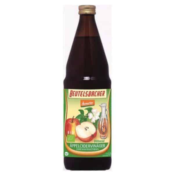 Omenaviinietikka luomu 0,75 L - Demeter