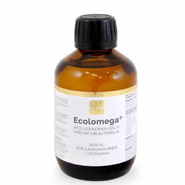 Ecolomega sitr. 200ml - Aboa Medica