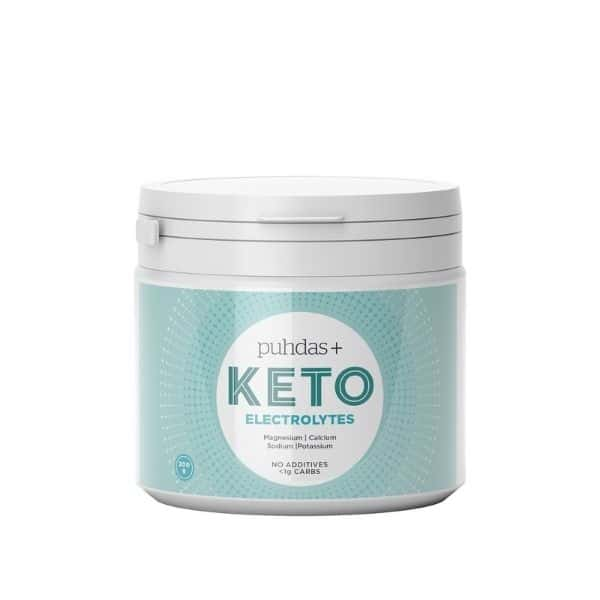 KETO Electrolytes 200g - Puhdas+