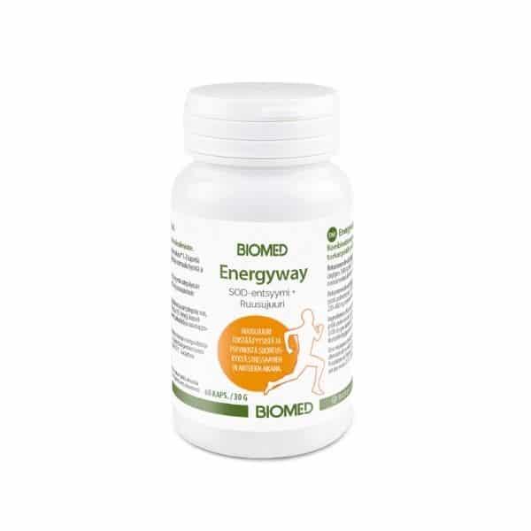 EnergyWay 60 kaps - Biomed