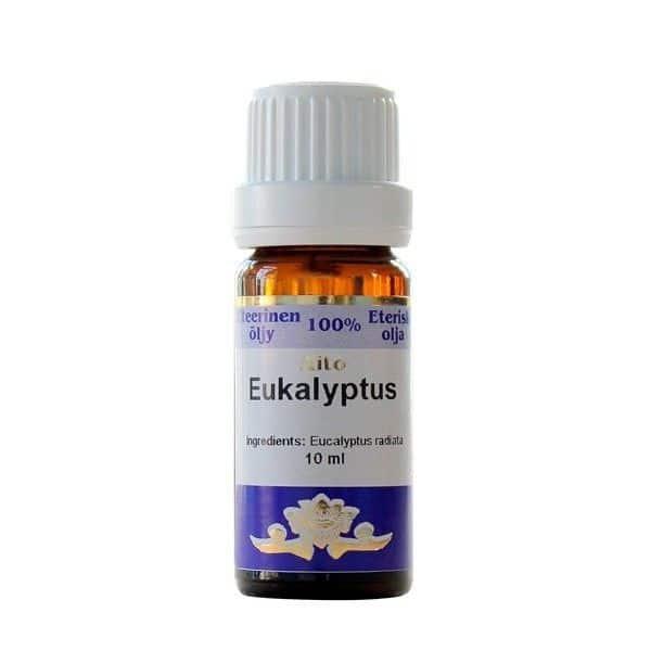 Eukalyptus, eteerinen öljy 10ml - Frantsila