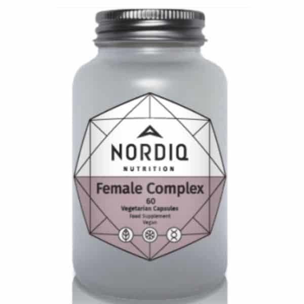Female complex 60kaps Nordic nutrition