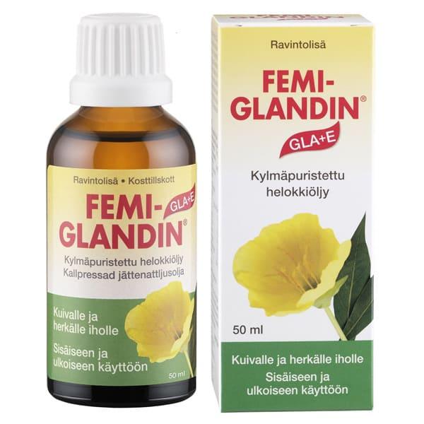 Femiglandin GLA + E 50ml