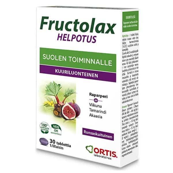 Fructolax 30 tabl - Harmonia