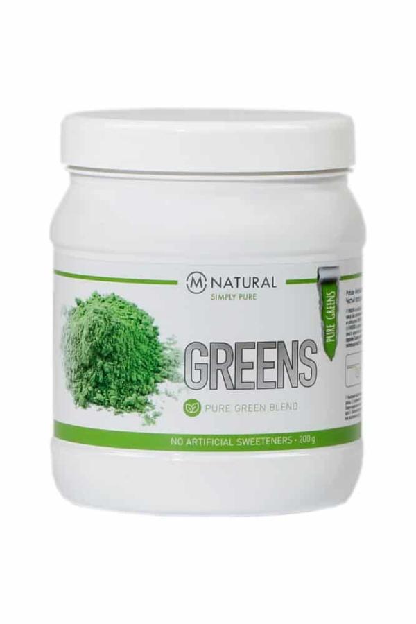 M-Natural Greens 200g