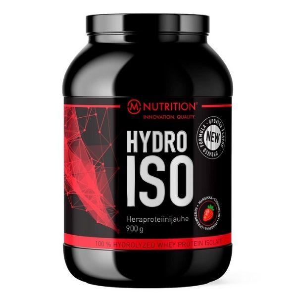 HydroISO Mansikka 900g - M-Nutrition