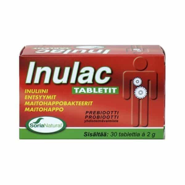 Inulac tabletit 30 tabl