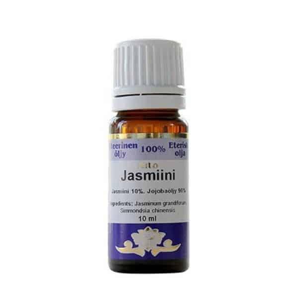 Jasmiini, eteerinen öljy 10ml - Frantsila