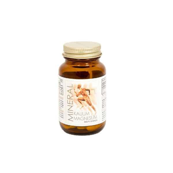 Kalium-magnesium 90 tabl. Aboa Medica