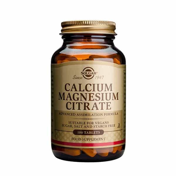 Calcium Magnesium Citrate 50 tabl.