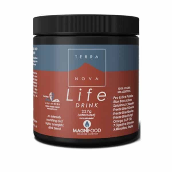 Life Drink Complex 227g - Terranova