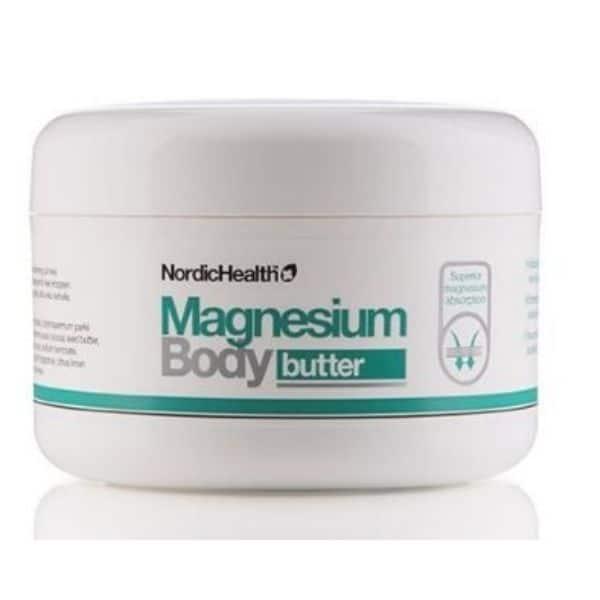 Magnesium Body Butter 200ml - NordicHealth