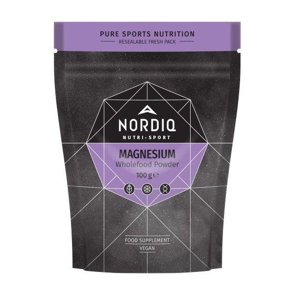 Magnesium Wholefoodpowder Nordic Nutrition 100g