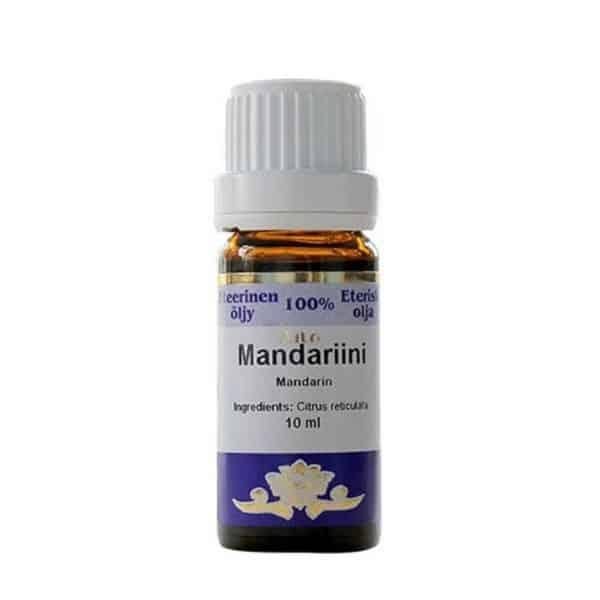 Mandariini, eteerinen öljy 10ml - Frantsila
