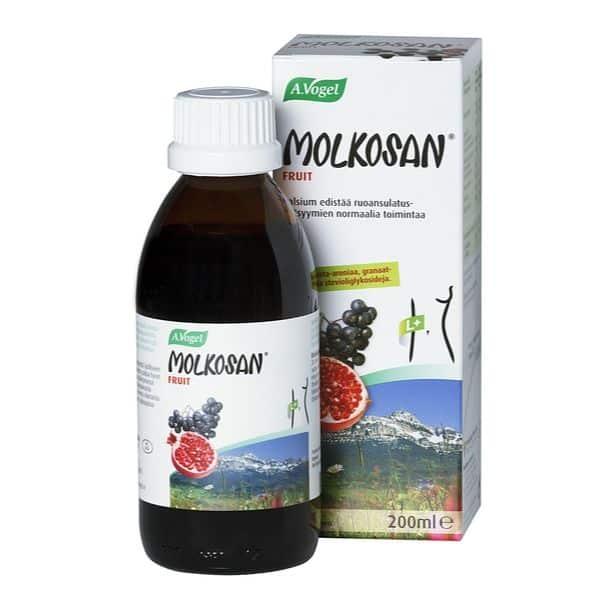 Molkosan fruit 200 ml - Vogel