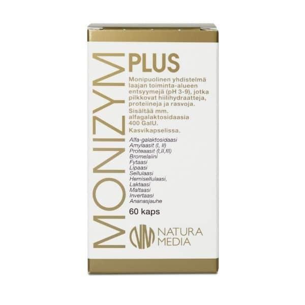 Monizym Plus 60 kaps - Natura Media