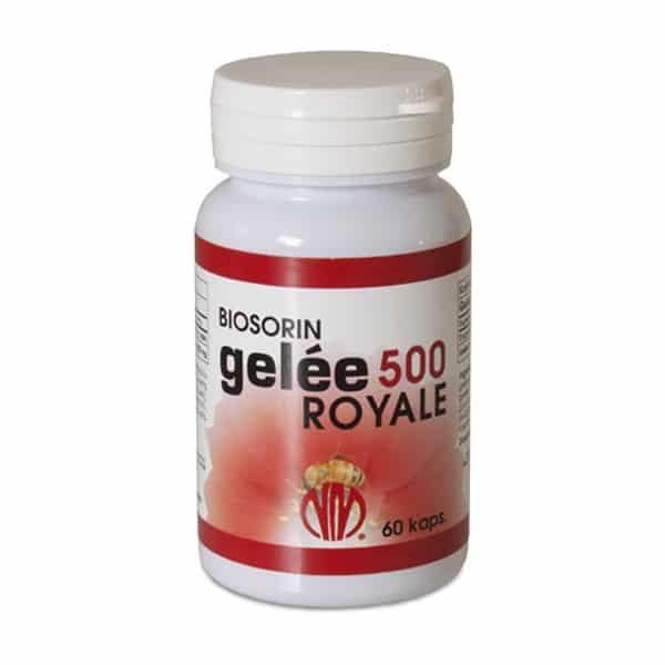 Biosorin Gelee Royale 60 kaps - Natura Media
