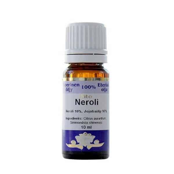 Neroli, eteerinen öljy 10ml - Frantsila