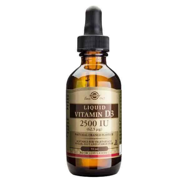 Solgar Liquid vitamin D3