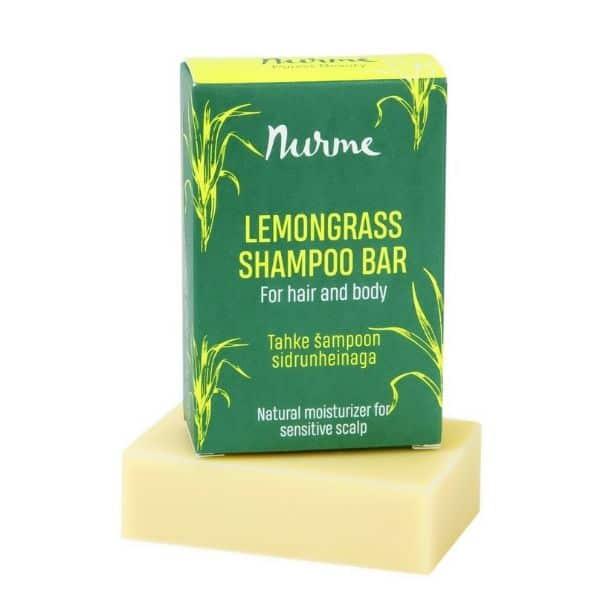Nurme Lemongrass shampoo 100g