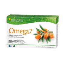Omega 7 tyrniöljykapseli bertils health