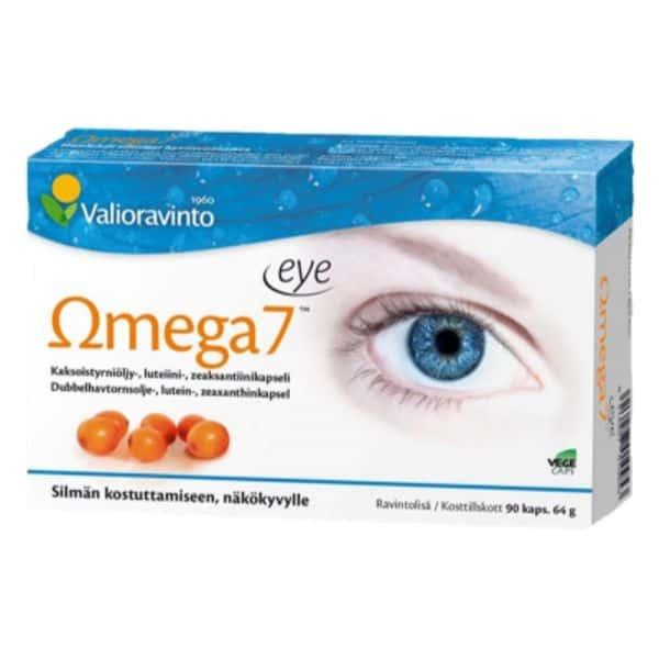 Omega7 Eye 90 kaps - Bertil`s Health