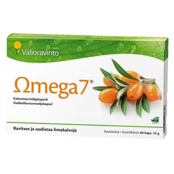 Omega 7 60 kaps - Valioravinto