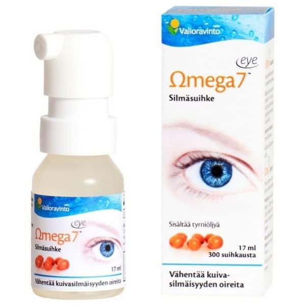 Omega7 silmäsuihke 17ml