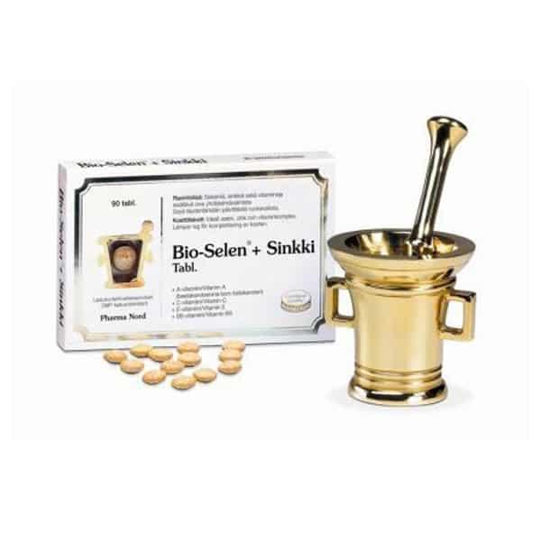 Bio-Selen+Sinkki 150 tabl - Pharma Nord