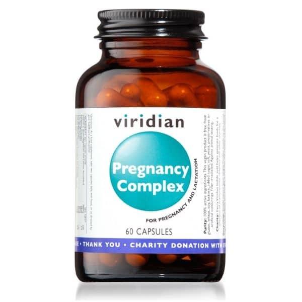 Viridian Pregnancy complex 60 kapselia