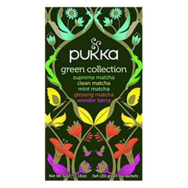 PUKKA green collection 20pss